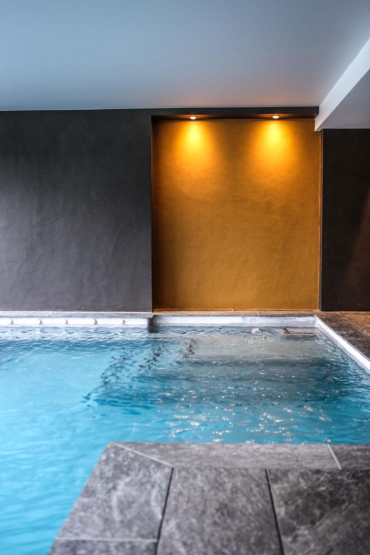 bleubeton-Magie d'un gîte contemporain-piscine