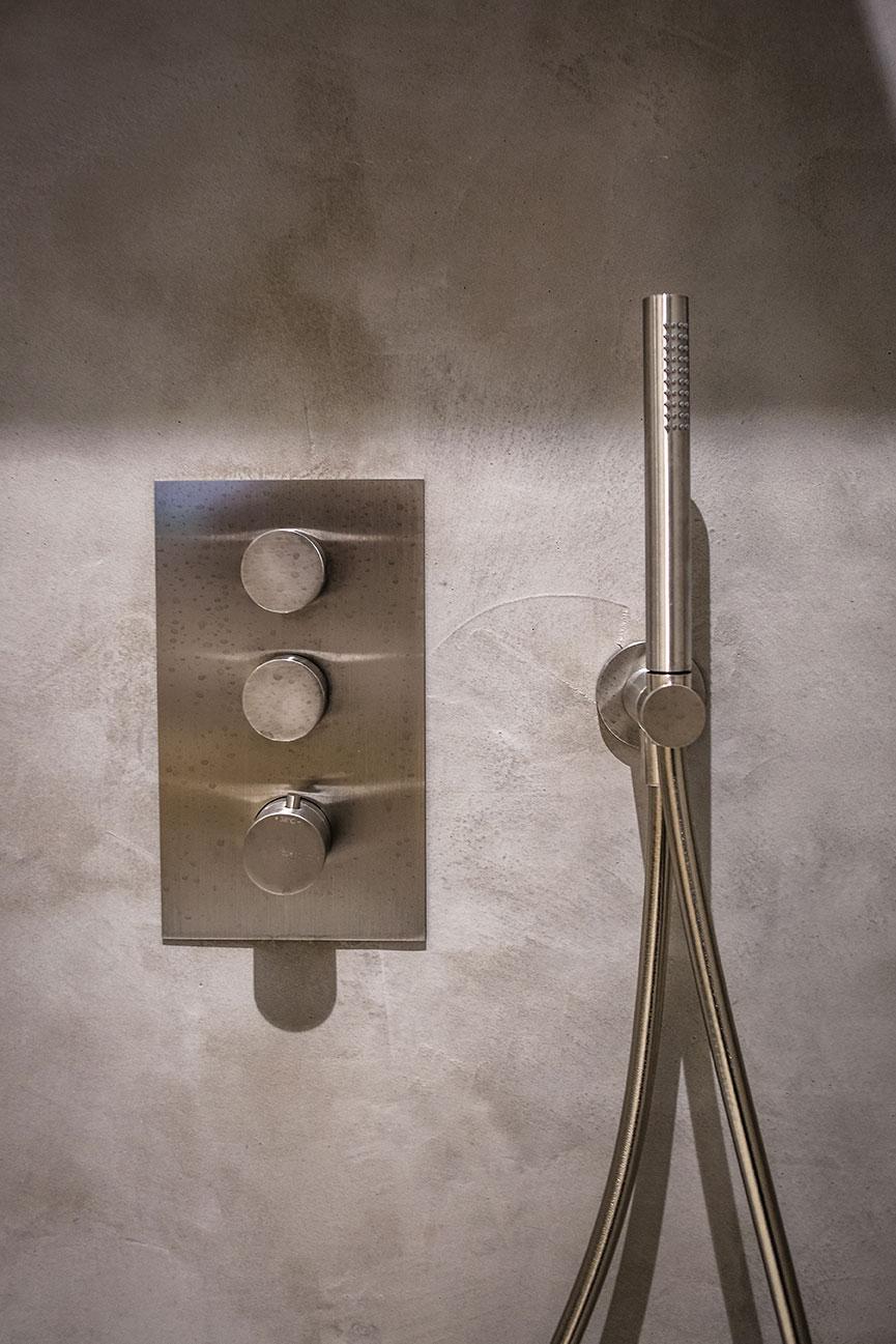 bleubeton-Magie d'un gîte contemporain-salle de bain